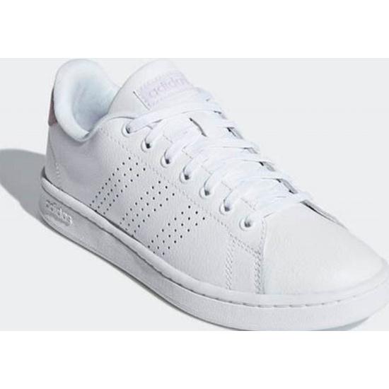 11c48c419 Кроссовки ADIDAS ADVANTAGE F36481 женские, цвет белый, размер 37 - купить в  интернет магазине