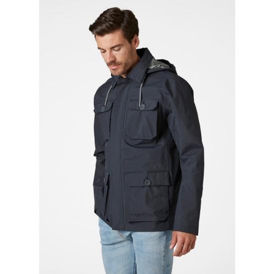 Куртка HELLY HANSEN 64036/597 мужская, цвет тёмно-синий, размер XXL — купить в интернет-магазине ОНЛАЙН ТРЕЙД.РУ