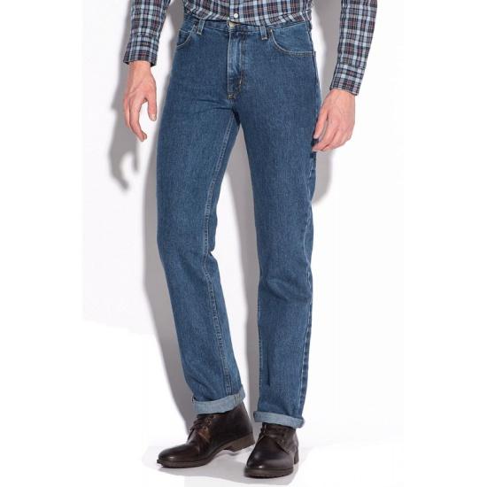 Джинсы LEE L8124446 BROOKLYN COMFORT мужские, цвет синий, размер 30/32 — купить в интернет-магазине ОНЛАЙН ТРЕЙД.РУ