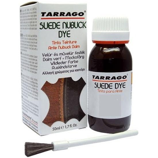 Краситель TARRAGO SUEDE DYE TDC16 для замши, цвет темно-коричневый, 50мл. — купить в интернет-магазине ОНЛАЙН ТРЕЙД.РУ
