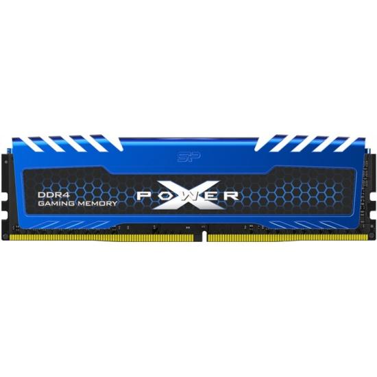 Оперативная память Silicon Power DDR4 8Gb 3200MHz pc-25600 Xpower Turbine (SP008GXLZU320BSA)- низкая цена, доставка или самовывоз по Екатеринбургу. Оперативная память Силикон Пауэр DDR4 8Gb 3200MHz pc-25600 Xpower Turbine (SP008GXLZU320BSA) купить в интернет магазине ОНЛАЙН ТРЕЙД.РУ