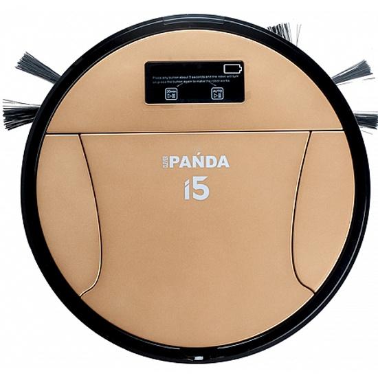 Робот-пылесос Panda I5 gold (Уценка - У9) *Panda I5 gold-У9 - низкая цена, доставка или самовывоз по Екатеринбургу. Робот-пылесос Panda I5 gold (Уценка - У9) купить в интернет магазине ОНЛАЙН ТРЕЙД.РУ