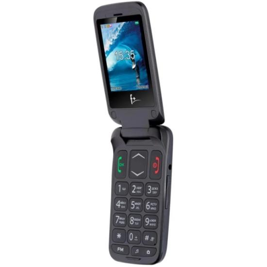 Мобильный телефон F+ Ezzy Trendy 1 Grey (Уценка - У1) — купить в интернет-магазине ОНЛАЙН ТРЕЙД.РУ
