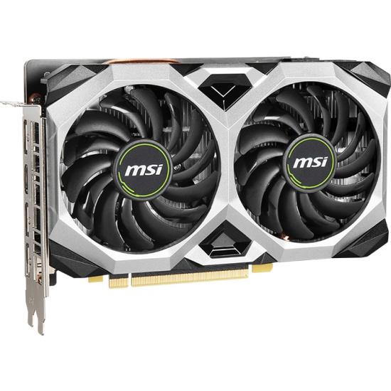 Видеокарта MSI GeForce GTX 1660 SUPER 6144Mb VENTUS XS (GTX 1660 SUPER VENTUS XS) (Уценка - У1) *GTX 1660 SUPER VENTUS XS-У1 - купить по выгодной цене в интернет-магазине ОНЛАЙН ТРЕЙД.РУ Тольятти