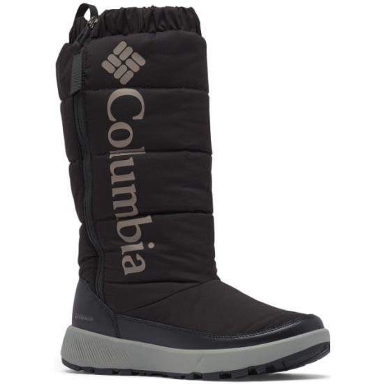 Сапоги COLUMBIA PANINARO™ OMNI-HEAT™ TALL женские, цвет чёрный, размер 8 - купить в интернет-магазине ОНЛАЙН ТРЕЙД.РУ