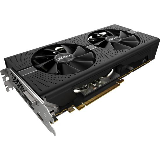 Видеокарта Sapphire Radeon NITRO+ RX 580 1411Mhz PCI-E 3.0 8192Mb 8000Mhz 256 bit HDMI/DL-DVI-D/DisplayPort (Уценка - У14) — купить в интернет-магазине ОНЛАЙН ТРЕЙД.РУ
