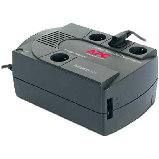 Источник бесперебойного питания APC BE 525-RS Back-UPS ES 525VA (300W, 230V) - купить в интернет магазине с доставкой, цены, описание, характеристики, отзывы