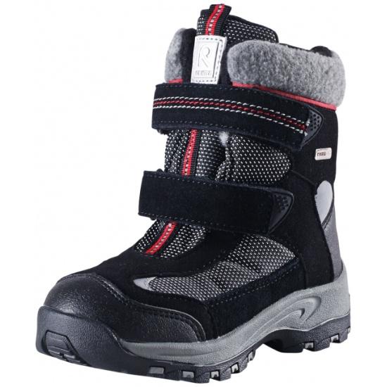 Зимние ботинки REIMA REIMAtec boots, Kinos 569296 унисекс, цвет черный, ... 838b9df7cf1