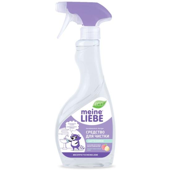 Чистящее средство для сантехники ванн, раковин, душевых кабин MEINE LIEBE 500мл, ML34101 — купить в интернет-магазине ОНЛАЙН ТРЕЙД.РУ