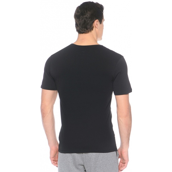 bdee35d0 Футболка Nike NSW TEE CLUB EMBRD FTRA 827021-011 мужская, цвет черный, рус