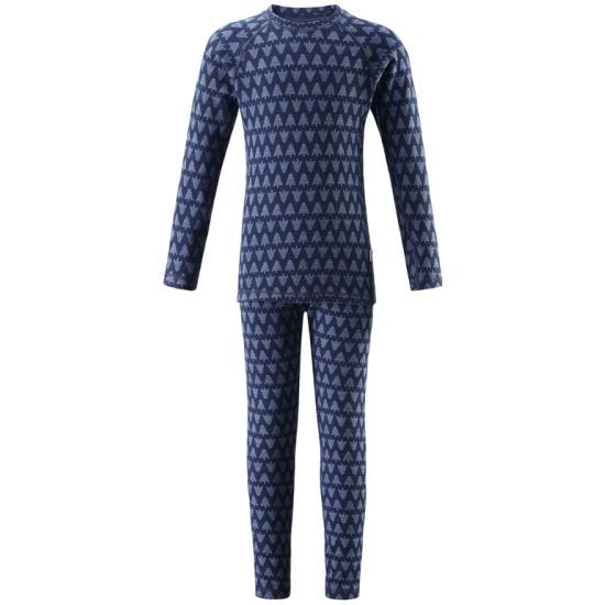 23400f32d62b Комплект нижнего белья REIMA 536181-6983 для мальчика, цвет синий, размер  150 Изображение ...