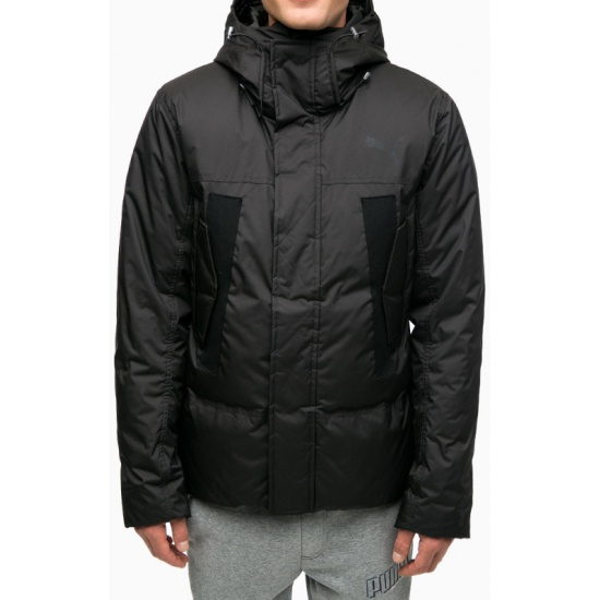 c54e04e5606f ... Куртка PUMA 483 HD Down 59237101 мужская, цвет черный, рус.размер 52-  ...