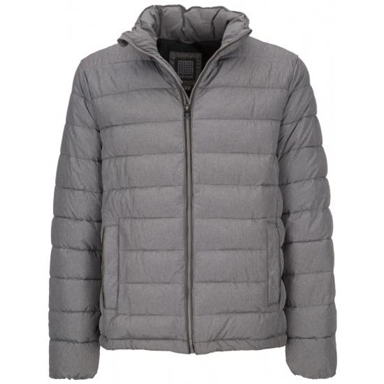 10c79e69602e Куртка GEOX M7428LTQ203F1397 мужская, цвет серый, размер 52 Изображение 1 -  купить в интернет ...