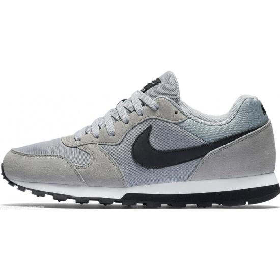 4bd52fc8dd83 Кроссовки NIKE MD Runner 2 749794-001 мужские, цвет серый, размер 44, ...