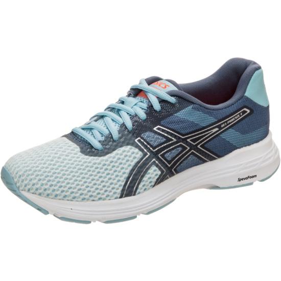 Купить. Кроссовки ASICS T872N-1493 GEL-PHOENIX 9 женские, цвет голубой,  размер 40 8134c6569b3