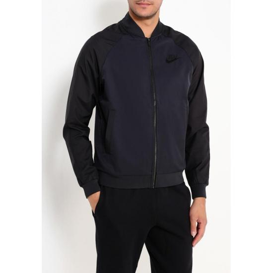 096a6ed2 Ветровка Nike NSW JKT WVN PLAYERS 832224-010 мужская, цвет черный, рус.