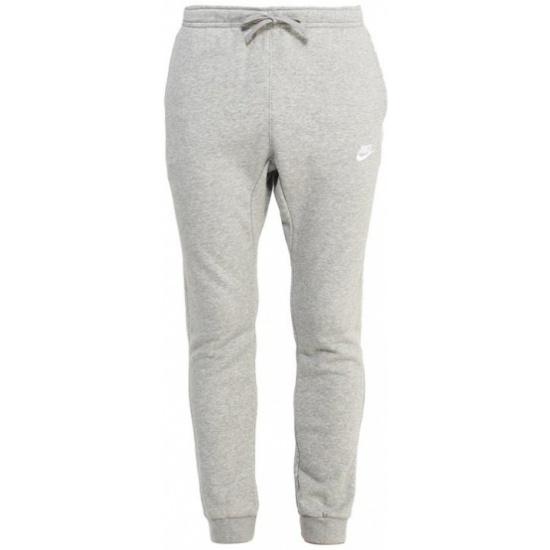 bf4fedf6 Спортивные брюки NIKE 804408-063 Sportswear Jogger мужские, цвет серый,  размер 46-