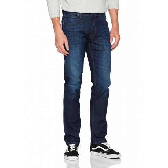Джинсы LEE L707ACIV Daren Zip Fly Hudson мужские, цвет синий, размер 33/34 — купить в интернет-магазине ОНЛАЙН ТРЕЙД.РУ