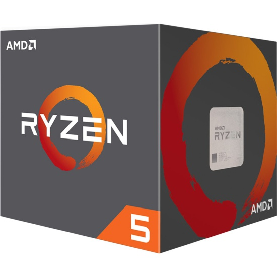 Процессор AMD Ryzen 5 2600 AM4 BOX