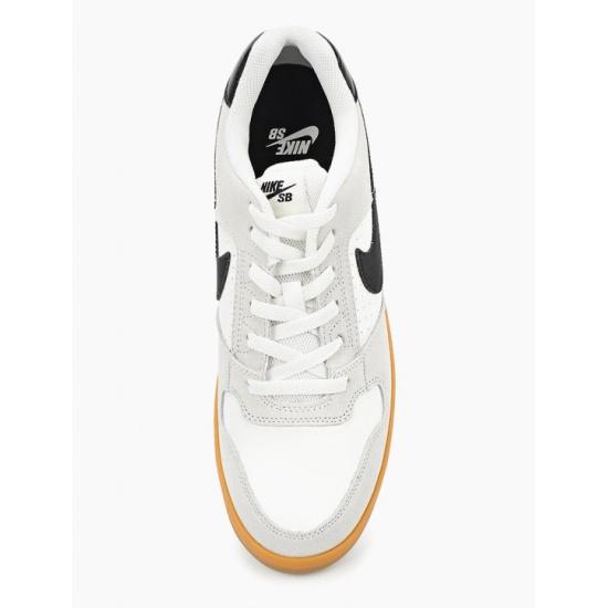 51ef4a46cae5 Кеды NIKE 942237-101 SB Delta Force Vulc Skateboarding Shoe мужские, цвет  белый, размер 43