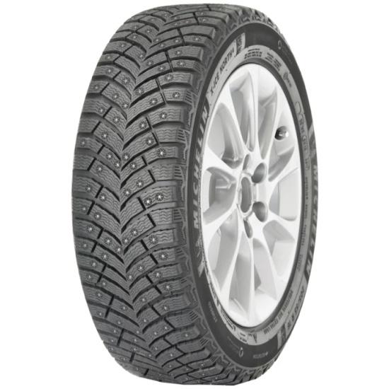Шина Michelin X-Ice North 4 215/65 R16 102T, зимняя, шип — купить в интернет-магазине ОНЛАЙН ТРЕЙД.РУ