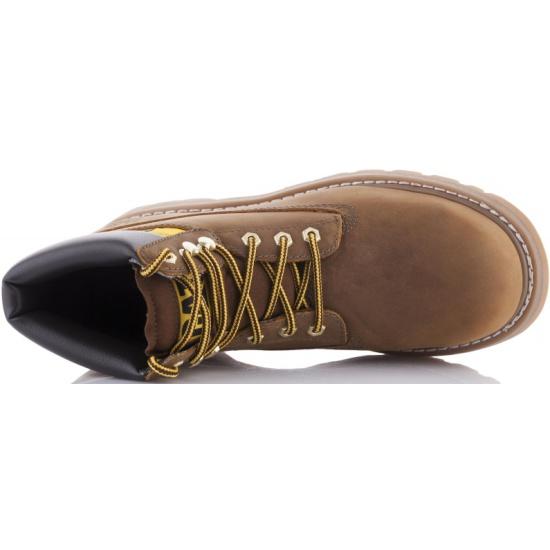 ... Ботинки Caterpillar 720330 COLORADO мужские, цвет коричневый, размер 44  Изображение 4 - купить в 1d2d6af82ac