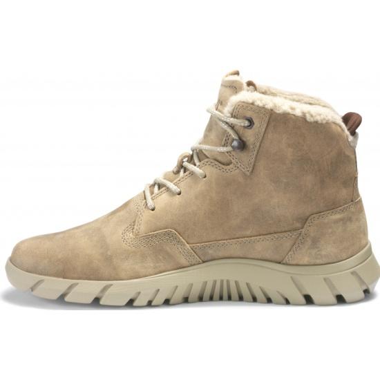 ... Ботинки Caterpillar 722899 CRAYFORD FLEECE Men s boots мужские, цвет  бежевый, размер 44 Изображение 2 ... 5ca29a0cc80