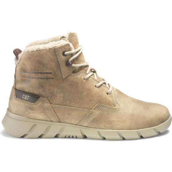 ... Ботинки Caterpillar 722899 CRAYFORD FLEECE Men s boots мужские, цвет  бежевый, размер 44 Изображение 3 19f832905ba
