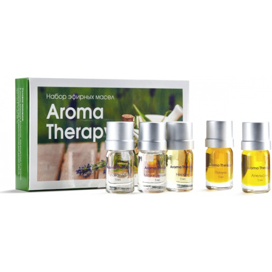 Арома-набор Aroma Therapy 5мл 5 шт для увлажнителей Electrolux YOGA — купить в интернет-магазине ОНЛАЙН ТРЕЙД.РУ