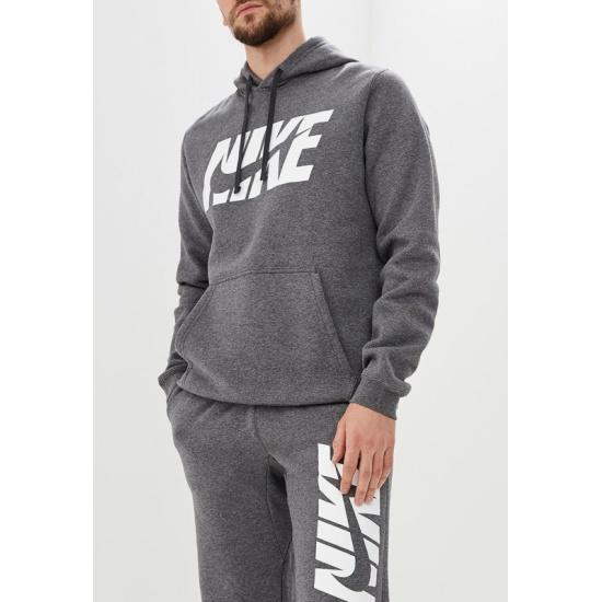 6f90ea0e Спортивный костюм NIKE AR1341-071 M NSW TRK SUIT FLC GX мужской, цвет серый