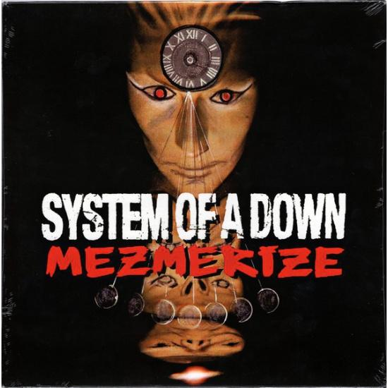 Виниловая пластинка SYSTEM OF A DOWN - Mezmerize — купить в интернет-магазине ОНЛАЙН ТРЕЙД.РУ