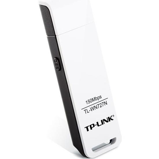 Wi-Fi адаптер TP-LINK TL-WN727N Wireless Lite-N USB 802.11n/150 Mbps