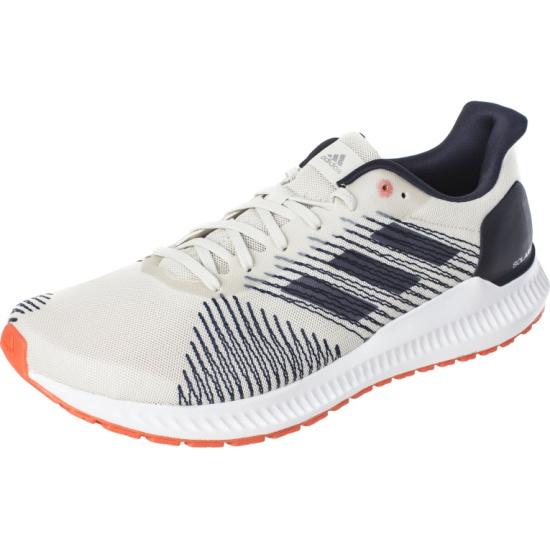 cc0263e6 Кроссовки Adidas SOLAR BLAZE F34547 мужские, цвет светло-серый, размер 41 -  купить