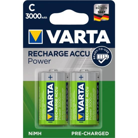 Аккумулятор VARTA LR14 C 3000 mAh R2U (уп 2 шт) 56714101402 - купить по выгодной цене в интернет-магазине ОНЛАЙН ТРЕЙД.РУ Санкт-Петербург