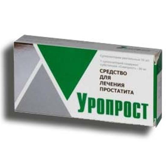 лекарство от простатита уро