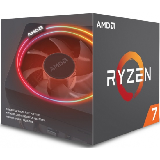 Процессор AMD Ryzen 7 2700X AM4 BOX