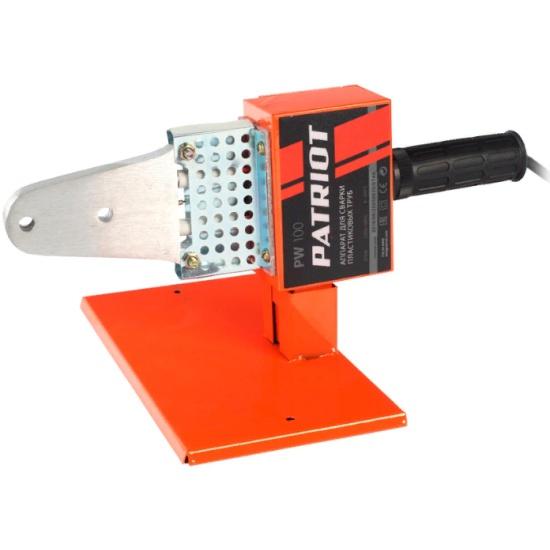 Аппарат для сварки пластиковых труб PATRIOT PW 100 170302000 - купить по выгодной цене в интернет-магазине ОНЛАЙН ТРЕЙД.РУ Тюмень