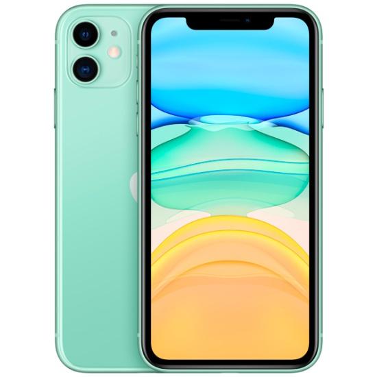 Смартфон Apple iPhone 11 64GB Зелёный — купить в интернет-магазине ОНЛАЙН ТРЕЙД.РУ
