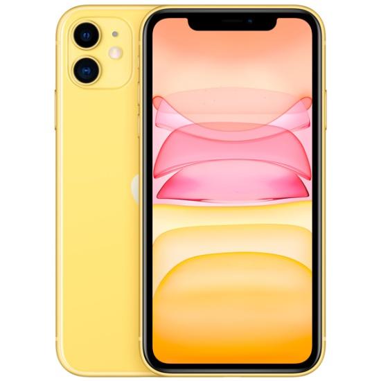 Смартфон Apple iPhone 11 64GB Жёлтый — купить в интернет-магазине ОНЛАЙН ТРЕЙД.РУ