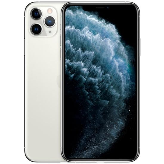 Смартфон Apple iPhone 11 Pro Max 64GB Серебристый MWHF2RU/A - купить по выгодной цене в интернет-магазине ОНЛАЙН ТРЕЙД.РУ Санкт-Петербург