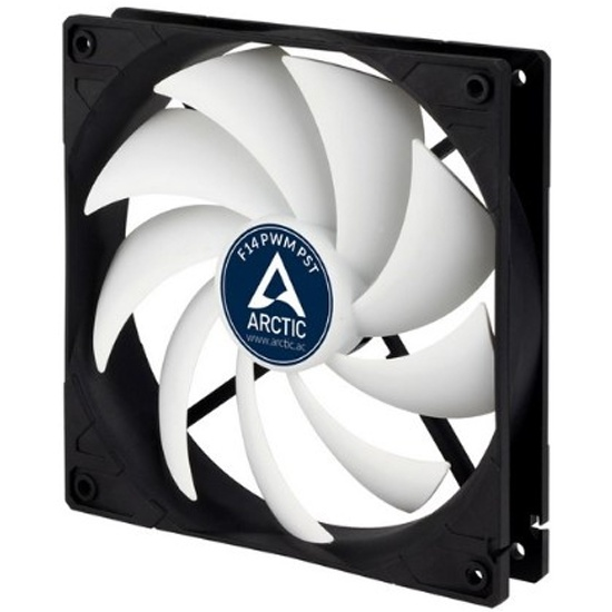 Вентилятор для корпуса Arctic Cooling F14 PWM PST 140mm (ACFAN00079A) — купить в интернет-магазине ОНЛАЙН ТРЕЙД.РУ