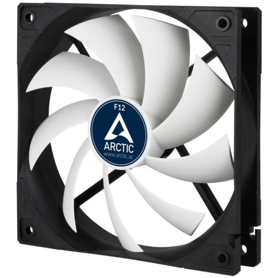 Вентилятор для корпуса ARCTIC F12 120 mm 3-pin 1350 RPM (AFACO-12000-GBA01)