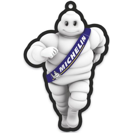 Ароматизатор воздуха MICHELIN, подвесной, картонный, 2D Premium, сладость — купить в интернет-магазине ОНЛАЙН ТРЕЙД.РУ