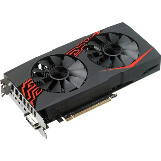 Видеокарта для майнинга ASUS Radeon RX 470 1206Mhz PCI-E 3.0 4096Mb (Samsung) 7000Mhz 256 bit 1xDVI-D Mining edition ОЕМ (MINING-RX470-4G-LED-S)