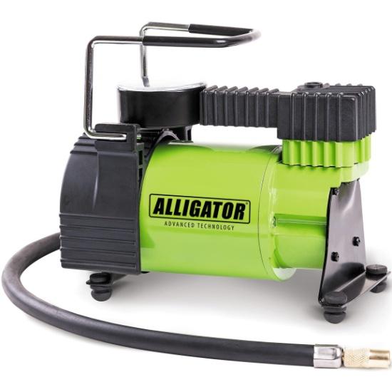 3dff7da2d Компрессор автомобильный ALLIGATOR 12V, 120W, 30 л./мин, сумка - купить