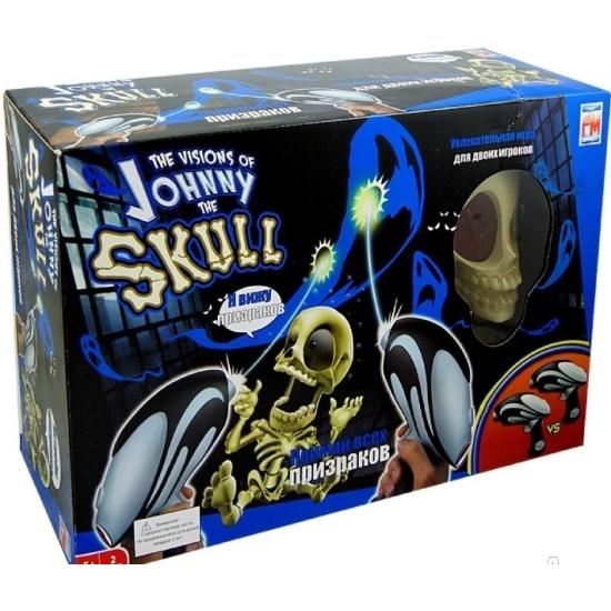 Игровой набор Johnny the Skull