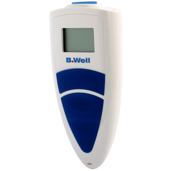 Термометр инфракрасный b. Well лобный wf-2000 | отзывы покупателей.