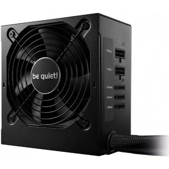 Блок питания be quiet! SYSTEM POWER 9 600W CM (BN302) - купить с доставкой по России, цены, описание, характеристики, отзывы.