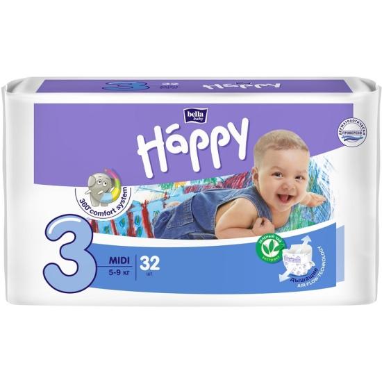 32442e9e6ff9 Подгузники Bella Baby Happy (Белла Бэби Хэппи) Before Newborn (до 2 ...
