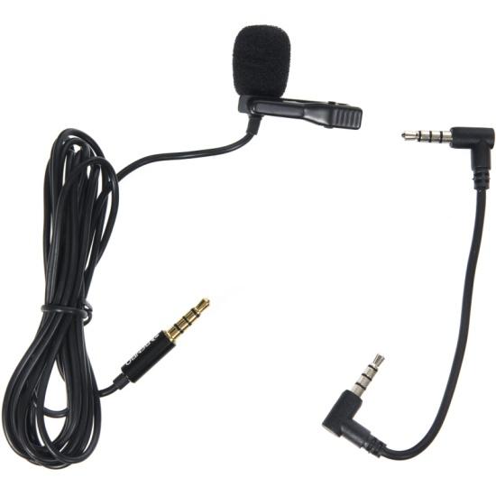 Петличный микрофон BENRO RAMC1 Lavalier Microphone- низкая цена, доставка или самовывоз по Самаре. Петличный микрофон Бенро RAMC1 Lavalier Microphone купить в интернет магазине ОНЛАЙН ТРЕЙД.РУ.
